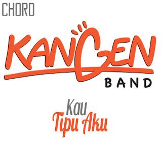Lirik dan Chord(Kunci Gitar) Kangen Band ~ Kau Tipu Aku