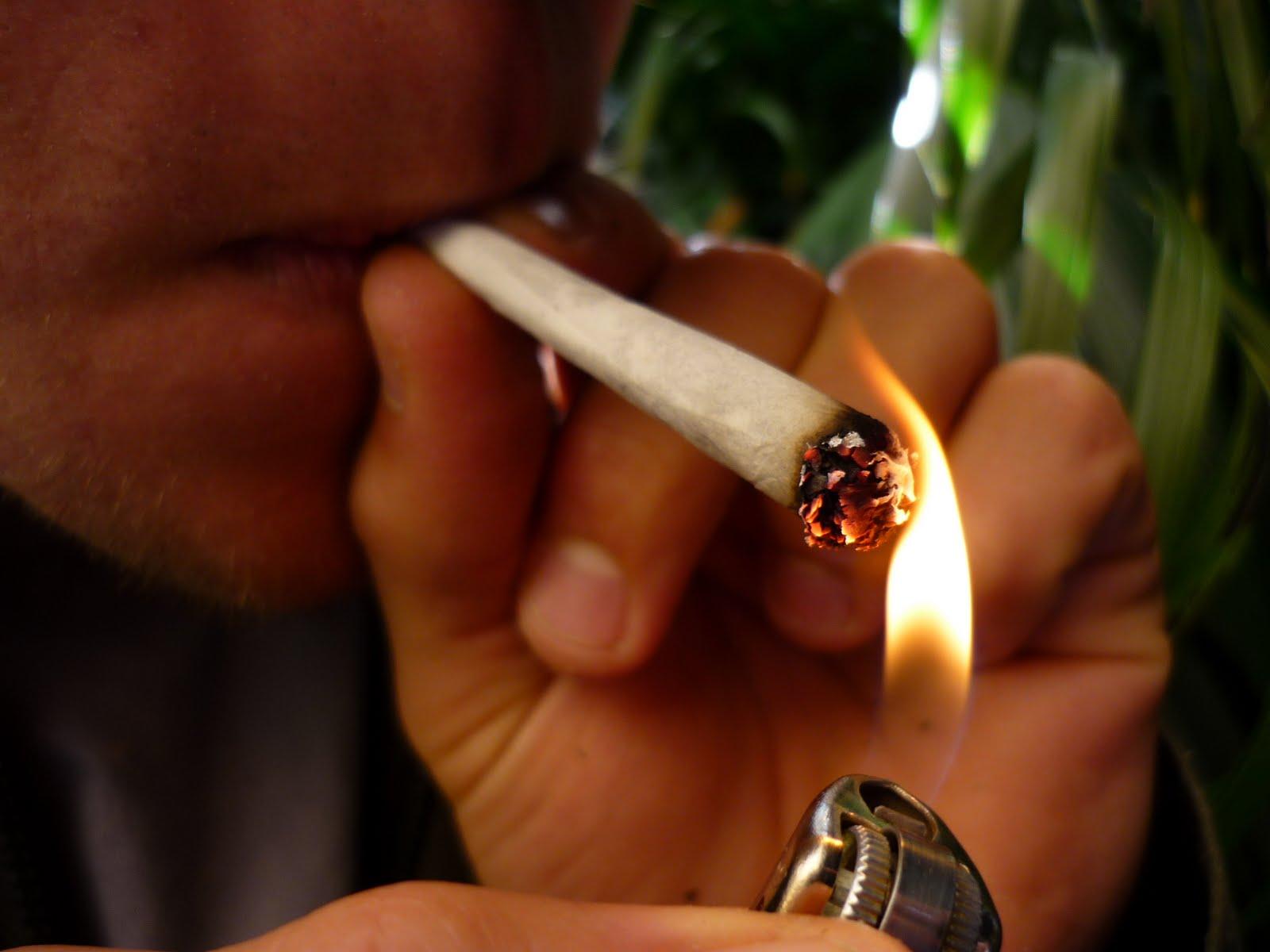 Quero deixar de fumar uma grama