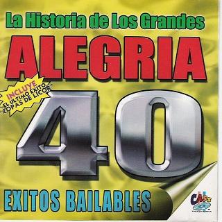 HISTORIA DE LOS GRANDES 40 ÉXITOS 2002