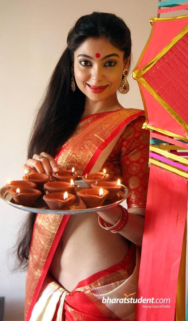 Anangsha Biswas saree