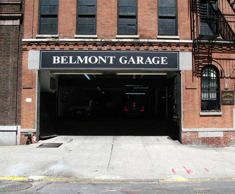 Storage wars new york new york city storage for Ny city parking garages