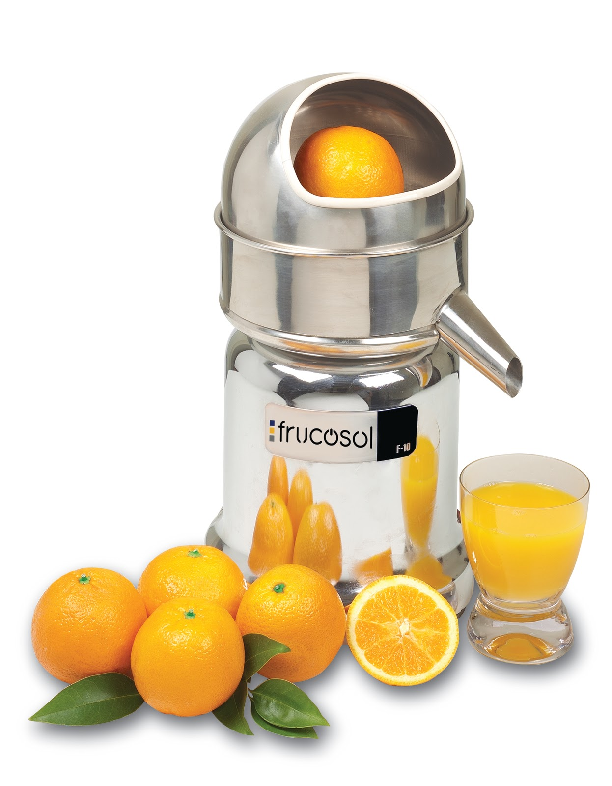 orange juice juicer machine