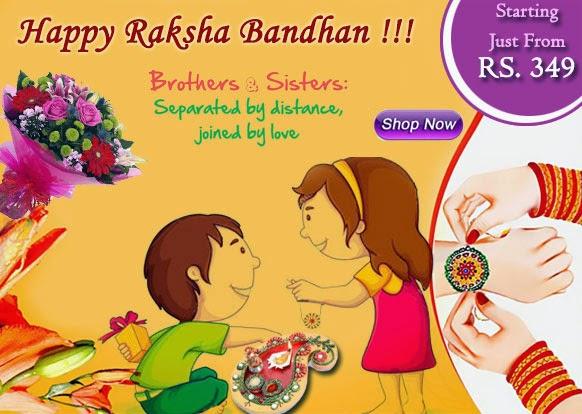 rakhi gifts to sister online