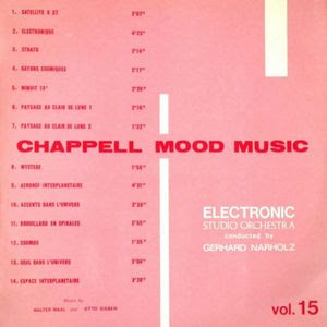 New Sounds Chappell Mood Music Vol 16 New Sounds