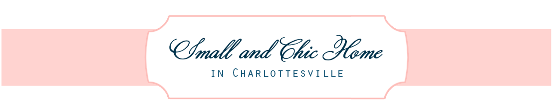 Small and Chic in Cville
