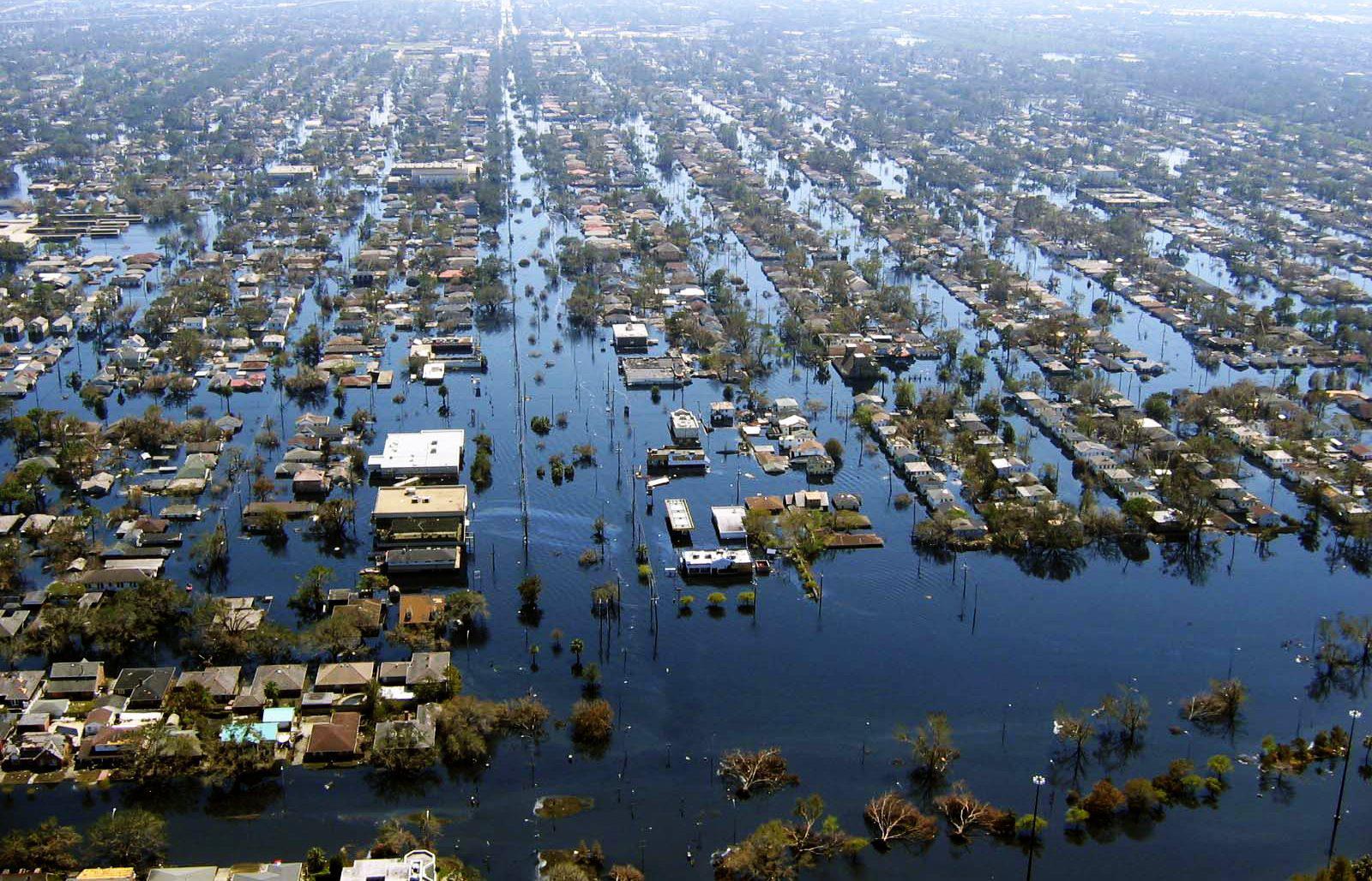 inundaciones en La Plata