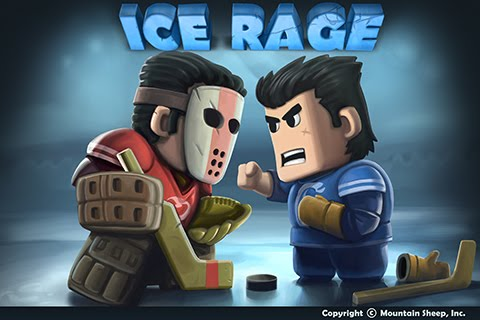 Ice Rage Free App Game By Mountain Sheep