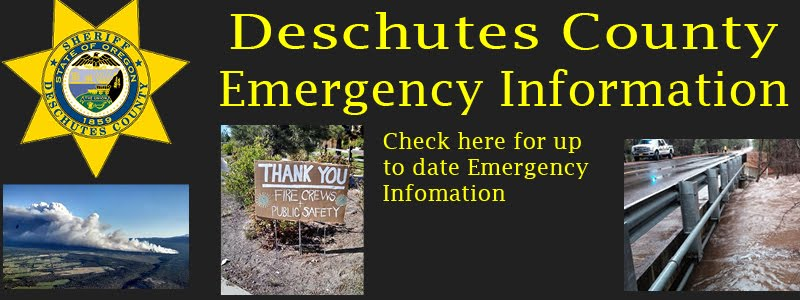 Deschutes County Emergency Information
