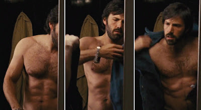 Ben Affleck shirtless Argo