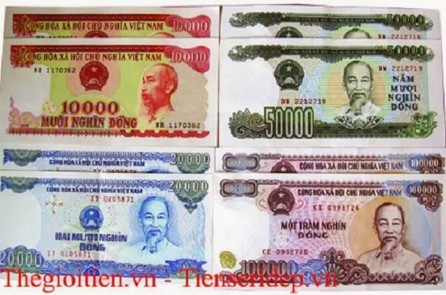 Tiền cotton việt nam