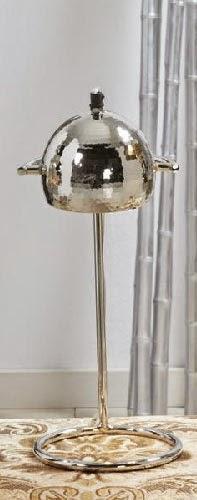 lampara metalica forja