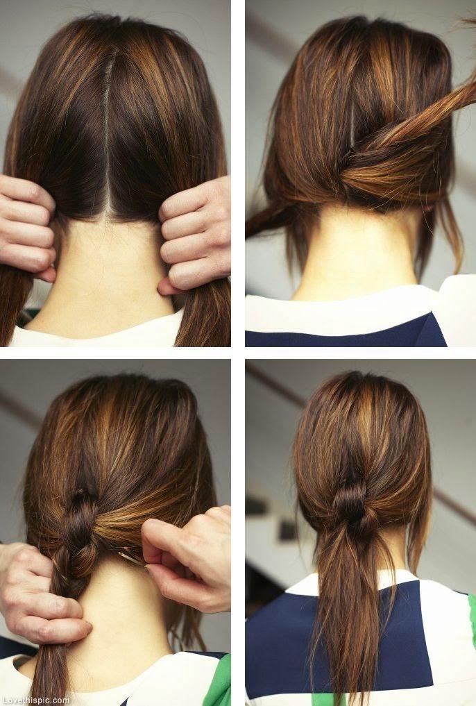 Tips] Cara Mengikat Rambut 2015 | Collection of Hairstyles