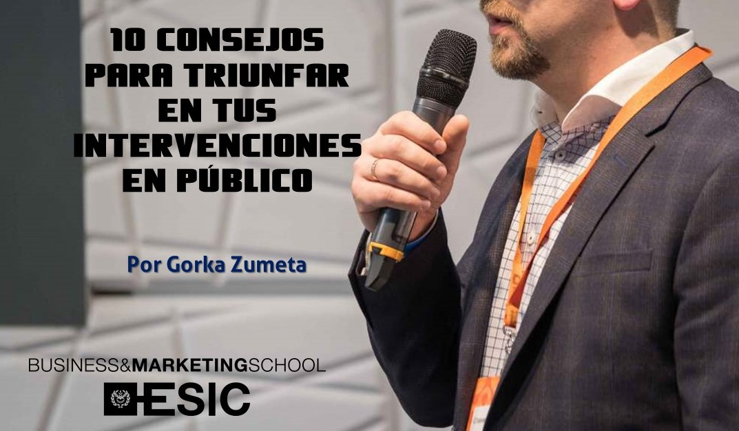 ESTRENAMOS BLOG EN ESIC BUSINESS & MK