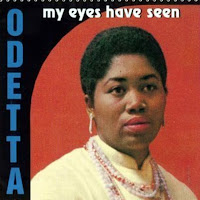 Cover of My Eyes Have Seen album by Odetta