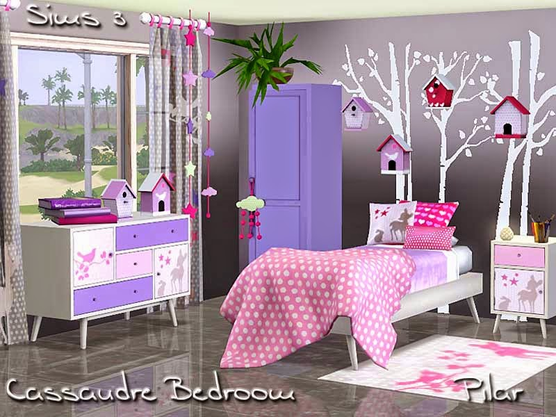 26-03-2015  Cassandre Bedroom