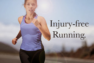 Injury-Free Running graphic