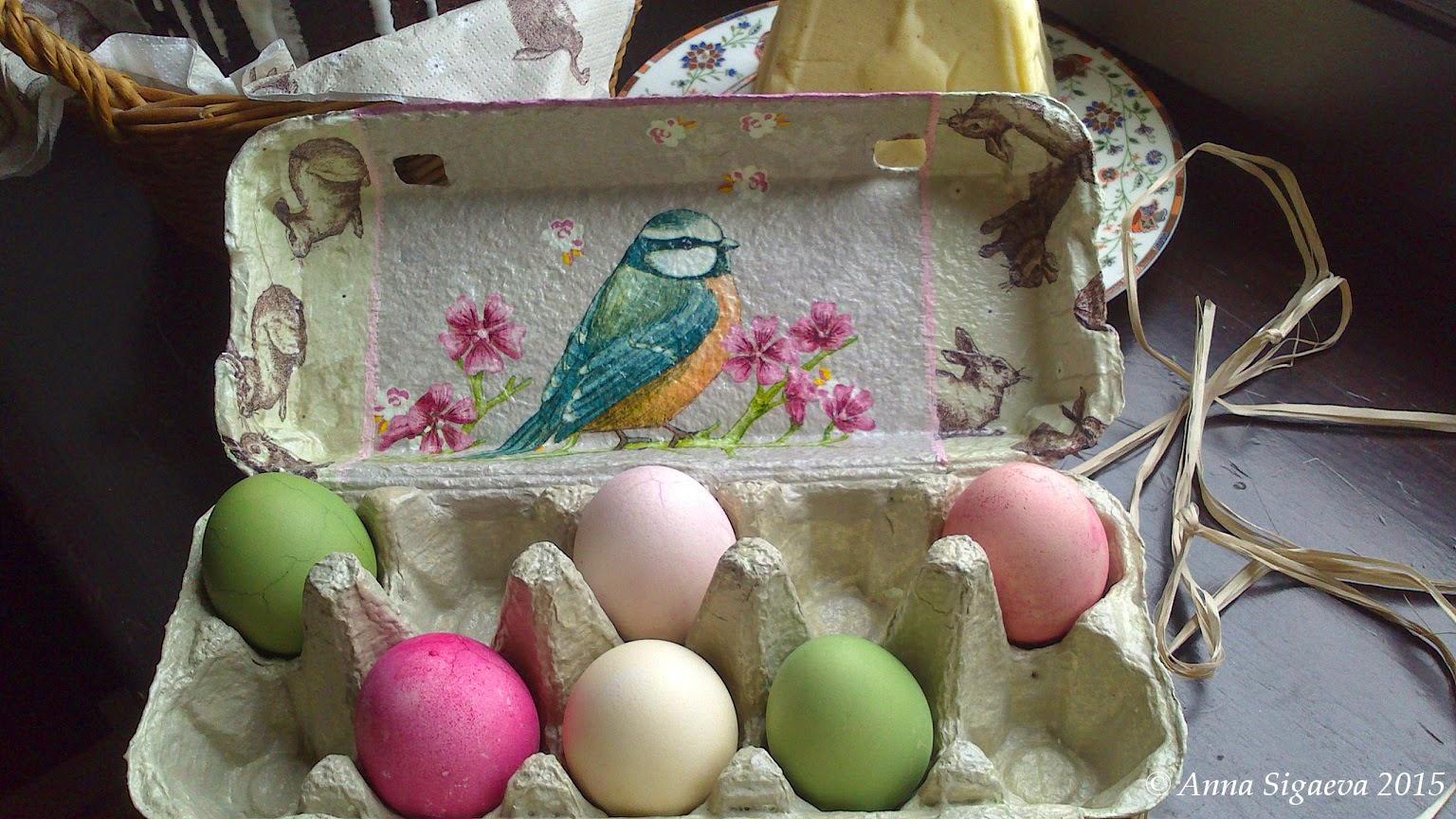 для яиц к Пасхе