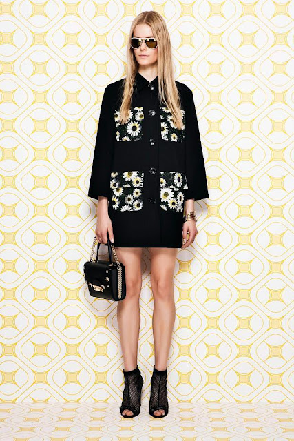 MOSCHINO CHEAP AND CHIC RESORT 2014 COLLECTION, LOOKBOOK