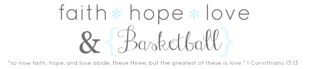 Faith, Hope, Love & Basketball