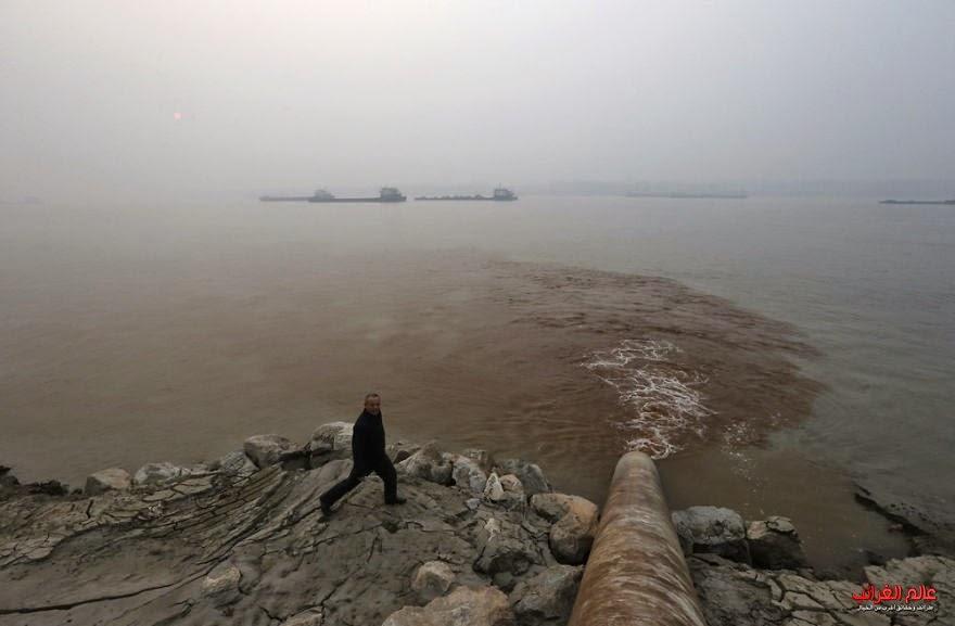 التلوث، الصين