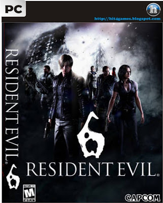 Resident Evil 6 Free Full PC Games