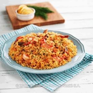 Shrimp Biryani Recipe