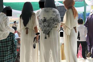 Kesalahan Wanita dalam Berjilbab