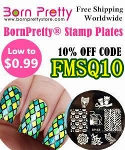 Born Pretty Store Rabatt Code! :)