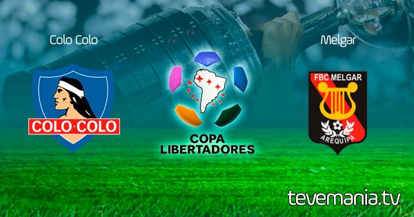 Colo Como vs Melgar en Vivo - Copa Libertadores 2016
