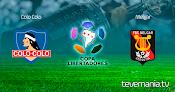 Colo Colo vs Melgar en Vivo - Copa Libertadores 2016