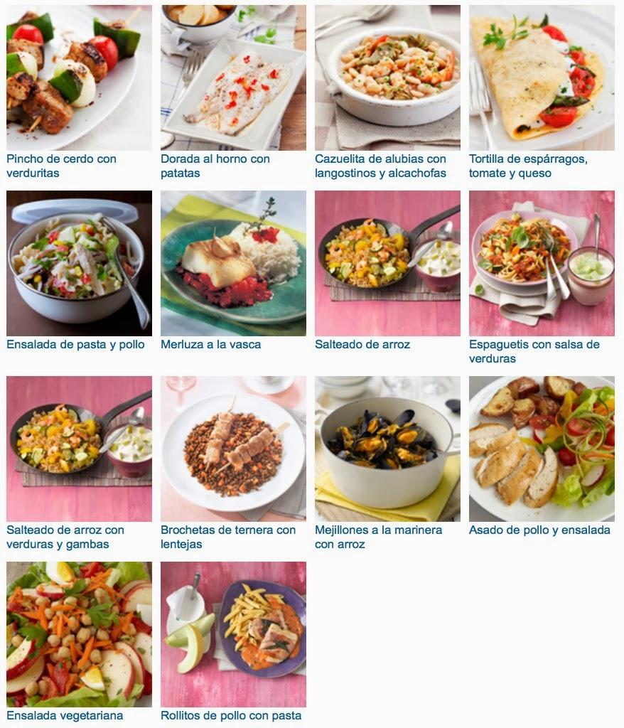 Cocinar y adelgazar plan expr s for Cocinar y adelgazar