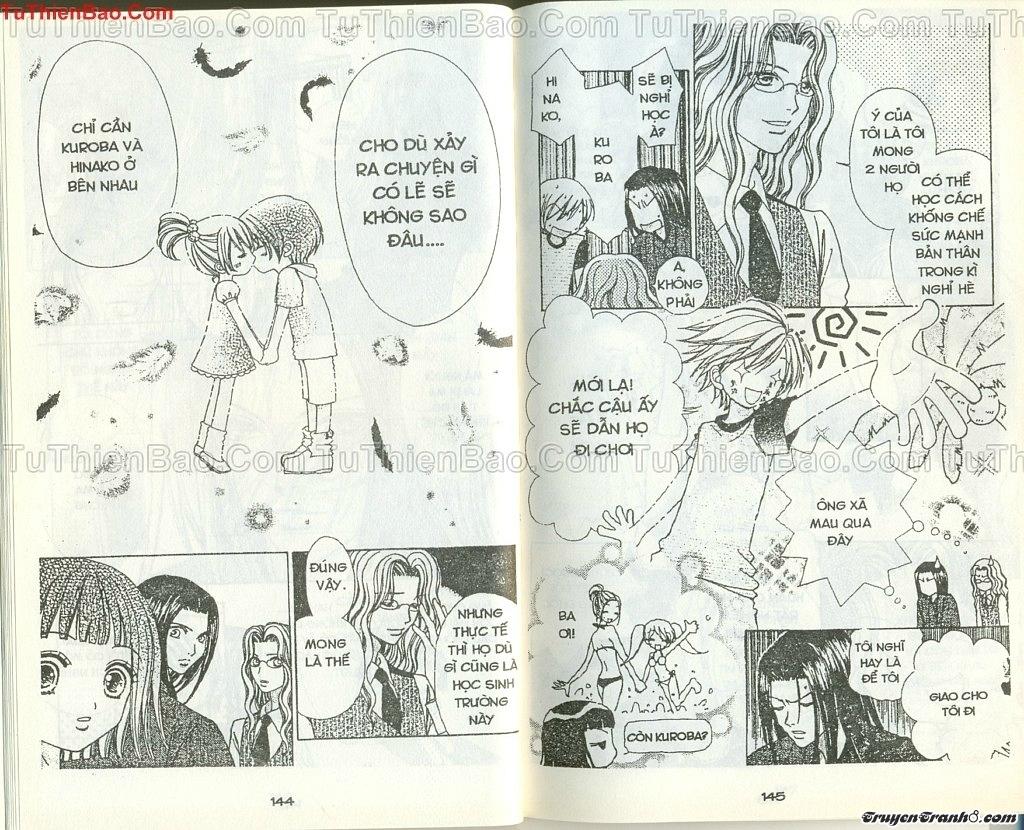 Quái Vật đáng Yêu - Love Monster Chap 42 Trang 22