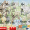 Farm animals word search dans Jeux de lettres farm-animals-word-search