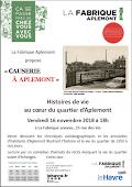 Causerie sur Aplemont
