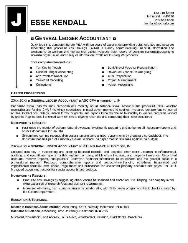 Examples Of General Resumes | Resume Examples And Free Resume Builder