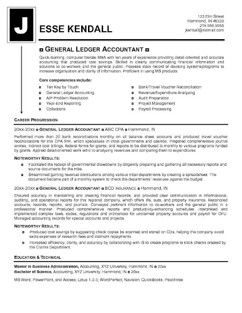 Accountant Resume9