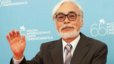 Hayao Miyazaki torna regia