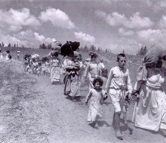 Refugiados palestinos de 1948
