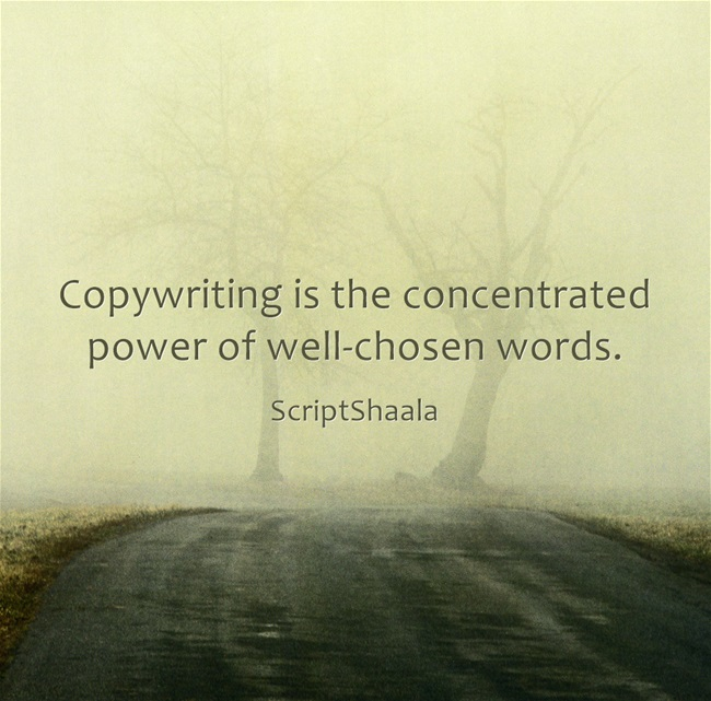 copywriting and content writing - copywriting image
