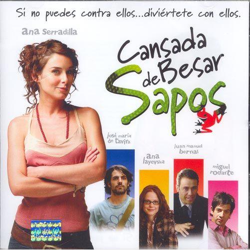 Cansada de Besar Sapos 2006 full dvd Mega