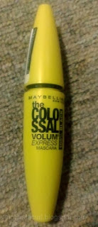 A photo of the Maybelline Colossal Volum' Express Mascara