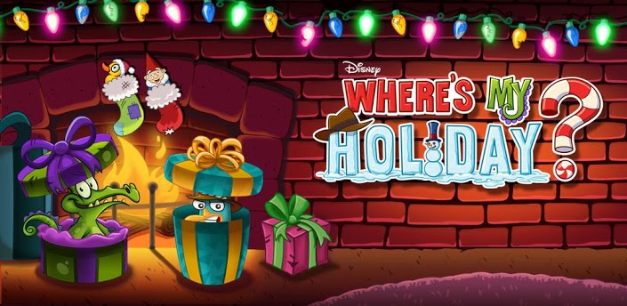 Where's My Holiday? Wallpaper