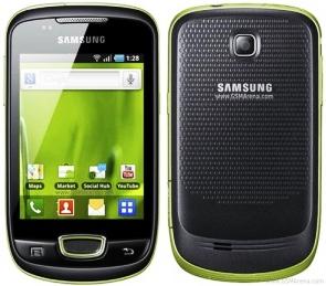Samsung Galaxy Mini GT-S5570, Mobile phone samsung galaxy mini