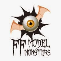FF model Monsters