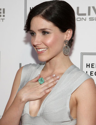 Sophia Bush Gemstone Ring