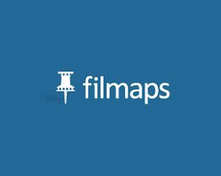 Filmaps (design minimalista)