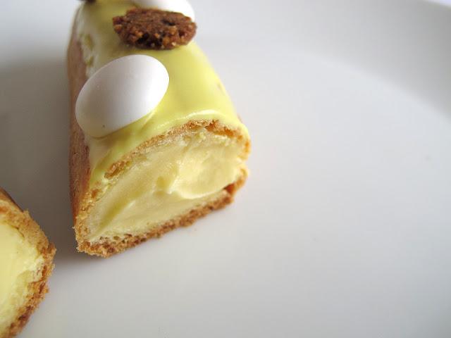 Eclair de Génie - Christophe Adam - Eclair citron yuzu