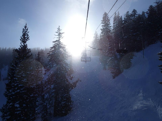 Solitude Chairlift