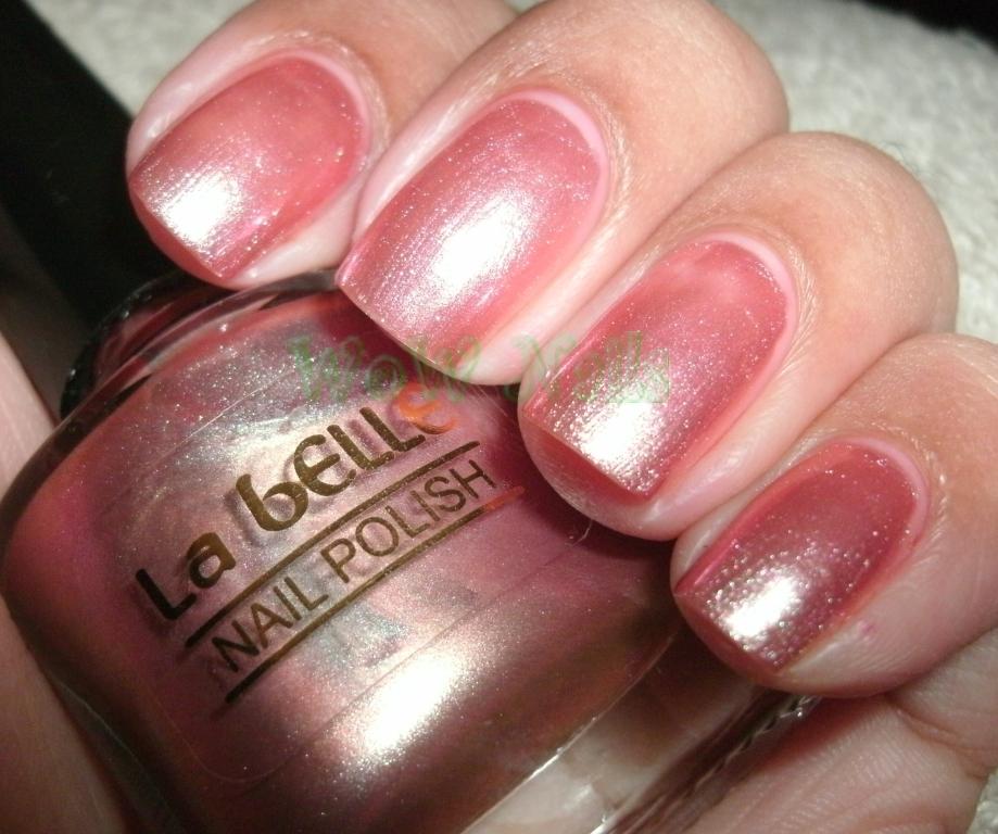 Nail La Belle: WoW Nails: La Belle Nail Polish MAGIC INDIAN BRONZE