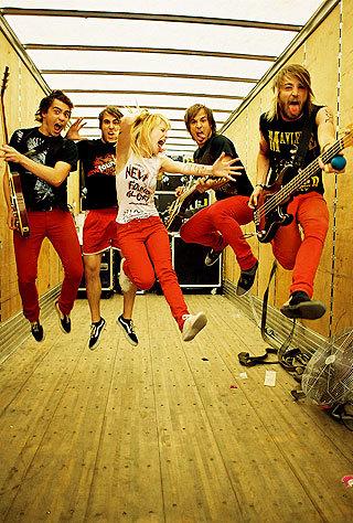 Paramore [fotos de todos los tiempos!] !!